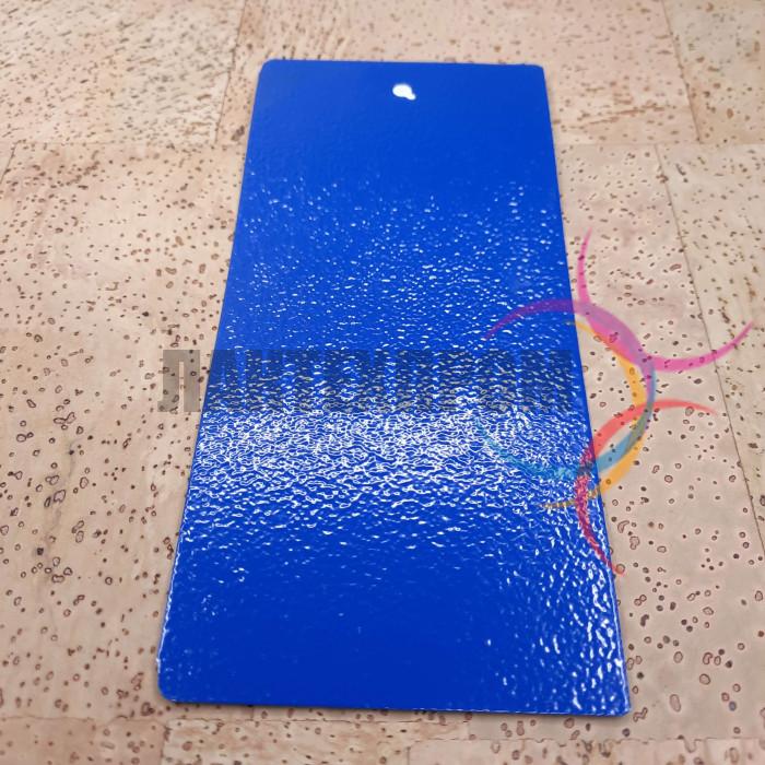 Краска порошковая полиэфирная ral 5005 глянцевая шагрень