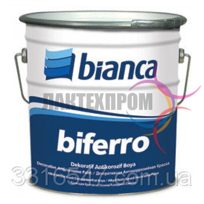 Biferro Антикоррозионная Быстросохнущая Декоративная краска (Биферро)