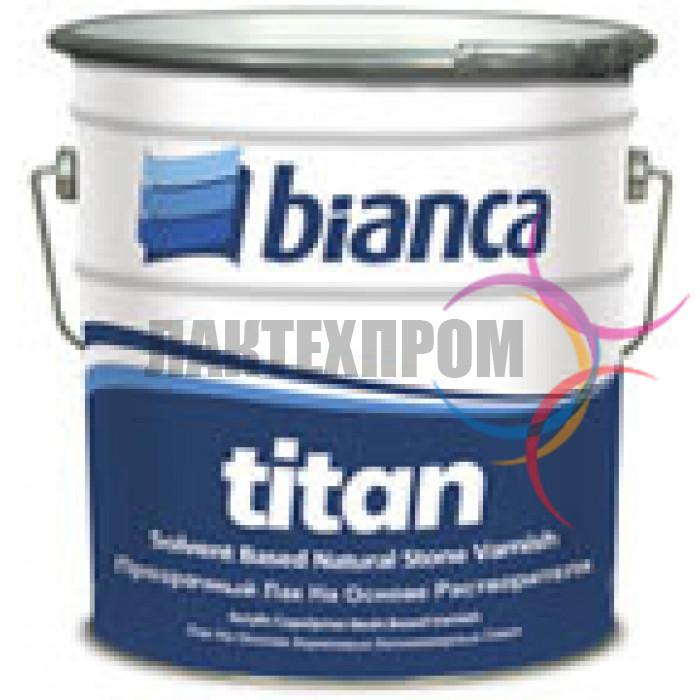 Лак для натурального камня Titan Bianca Банка 2,5л