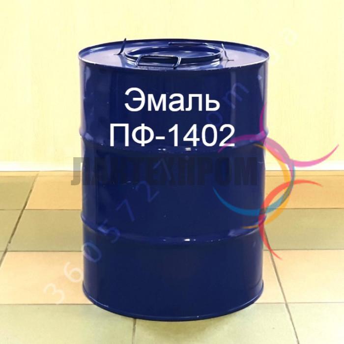 ПФ-1402 Эмаль для окрашивания металлических, деревянных