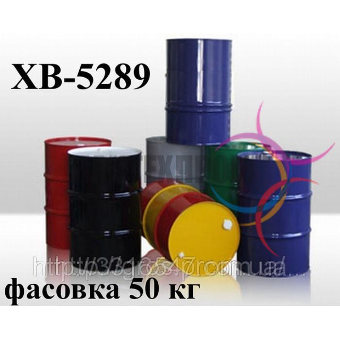 ХВ-5289 Эмаль Предназначена для внутренней и наружной отделки деревянных