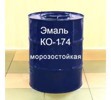 КО-174 Эмаль для защитно-декоративной отделки фасадов зданий