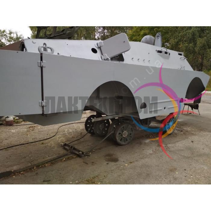 ХВ-518 Эмаль для защиты стальных и алюминиевых поверхностей