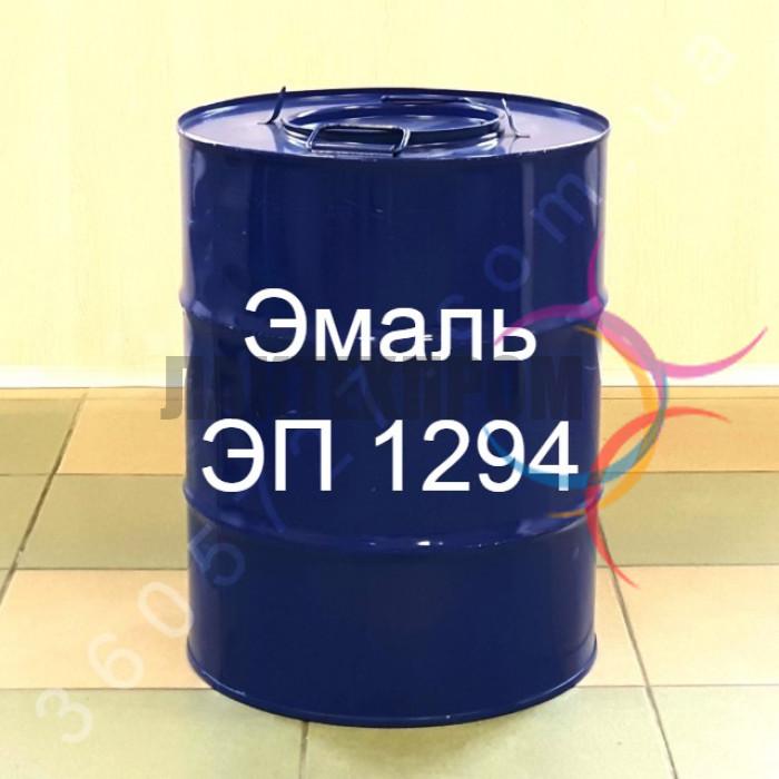 Эмаль ЭП 1294 предназначены для окраски металлорежущих станков, корпусов электродвигателей