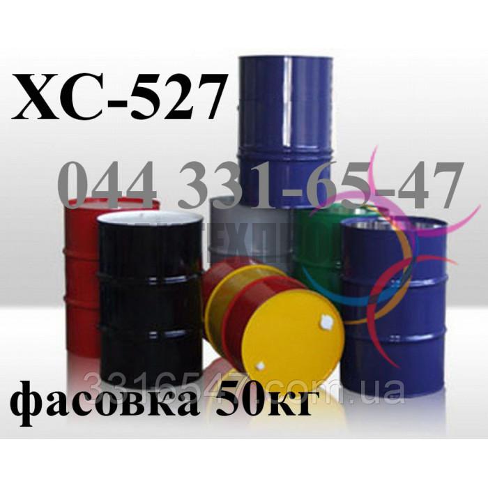 Эмаль ХС-527 применяется для окраски металлических, деревянных, стеклопластиковых