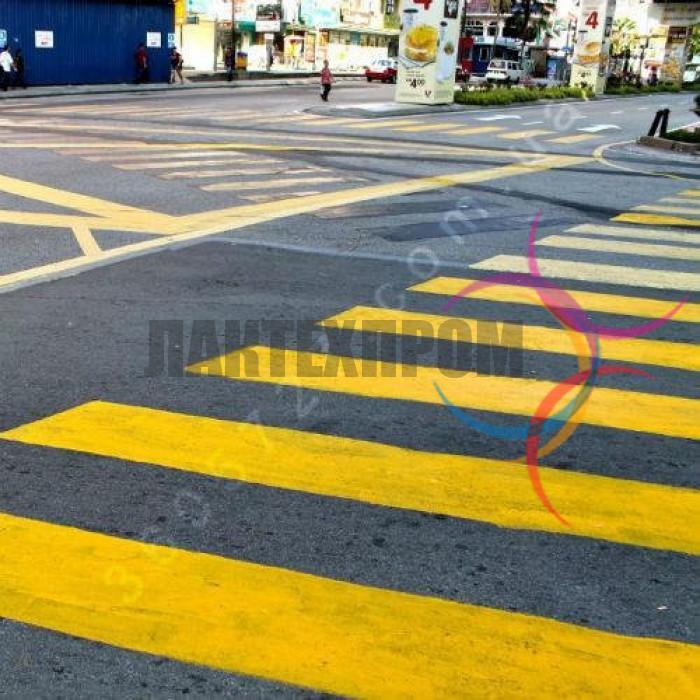 АК-501 М Желтая Краска для дорожной разметки (АК-501Г)