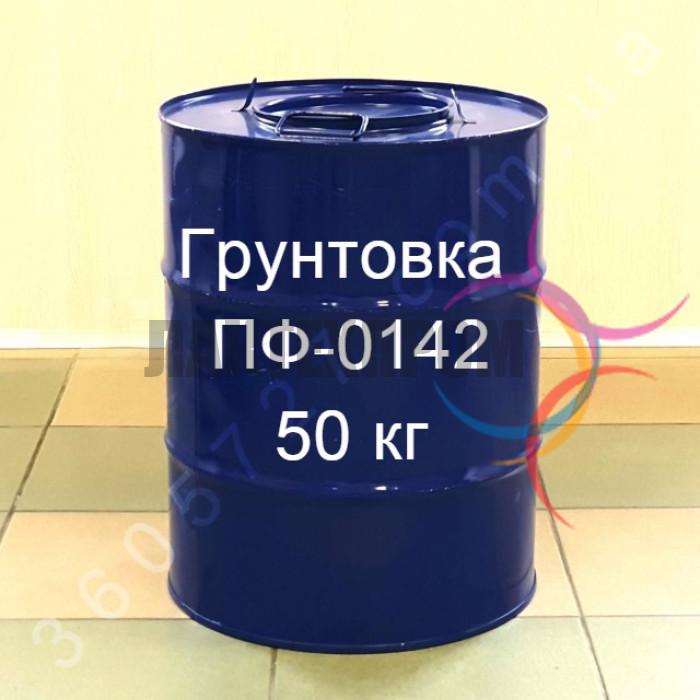 Грунтовка ПФ-0142 антикоррозийная быстросохнущая