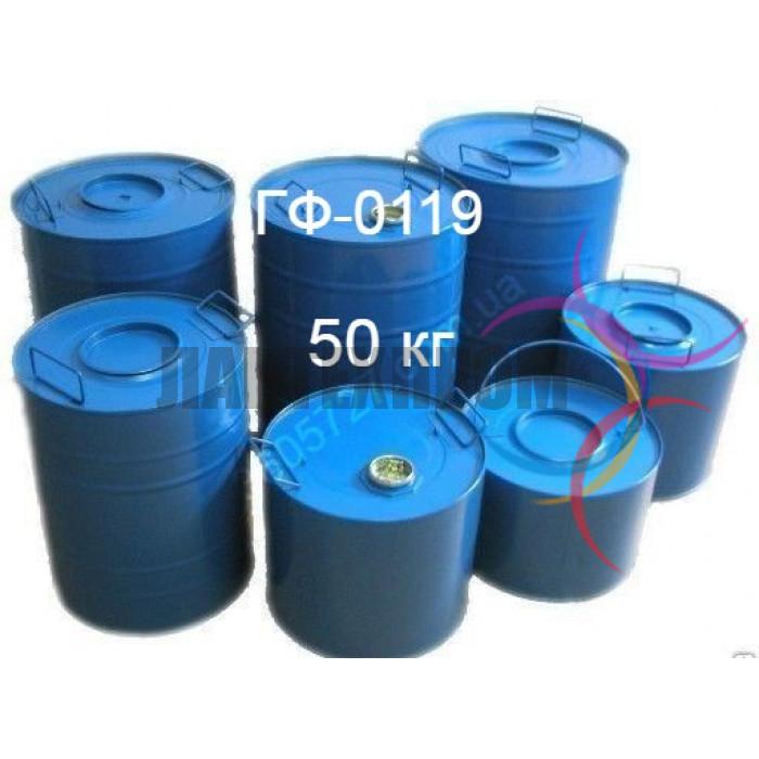 Грунт ГФ-0119 для грунтования металлических и деревянных поверхностей под покрытия эмалями