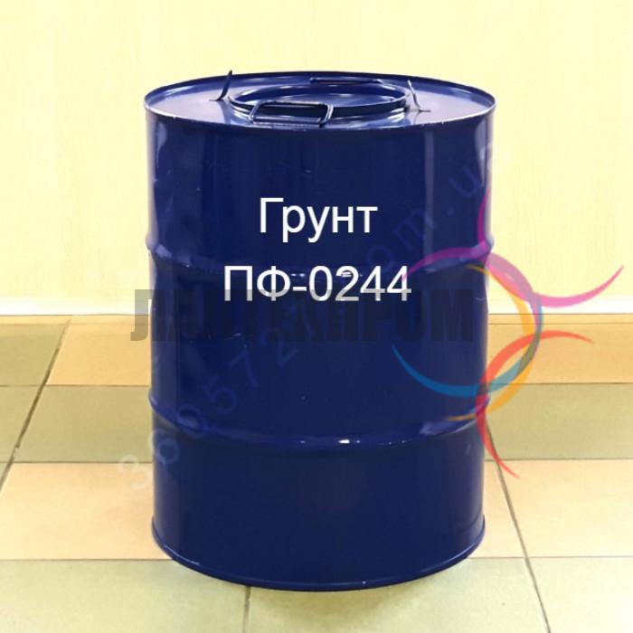 Грунт ПФ-0244 для защиты поверхности от коррозии