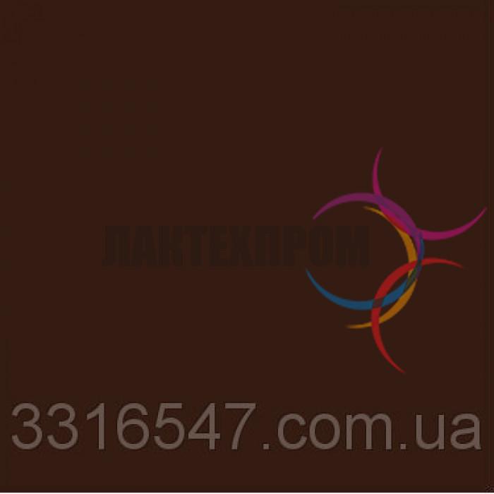 Резиновая краска для крыш, оцинковке, шифера, металлических и деревянных поверхностей Фарбекс RAL 8017 Коричневый матовый