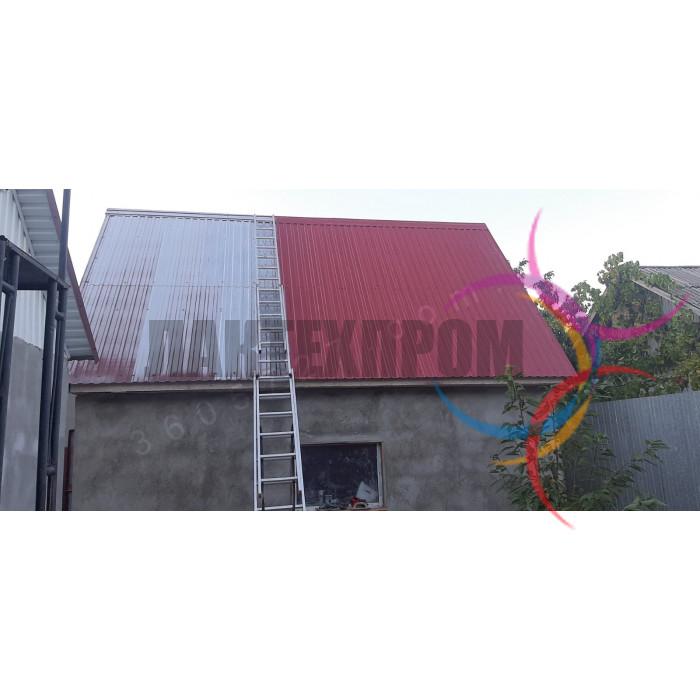 Резиновая краска для крыш, оцинковке, шифера, металлических и деревянных поверхностей