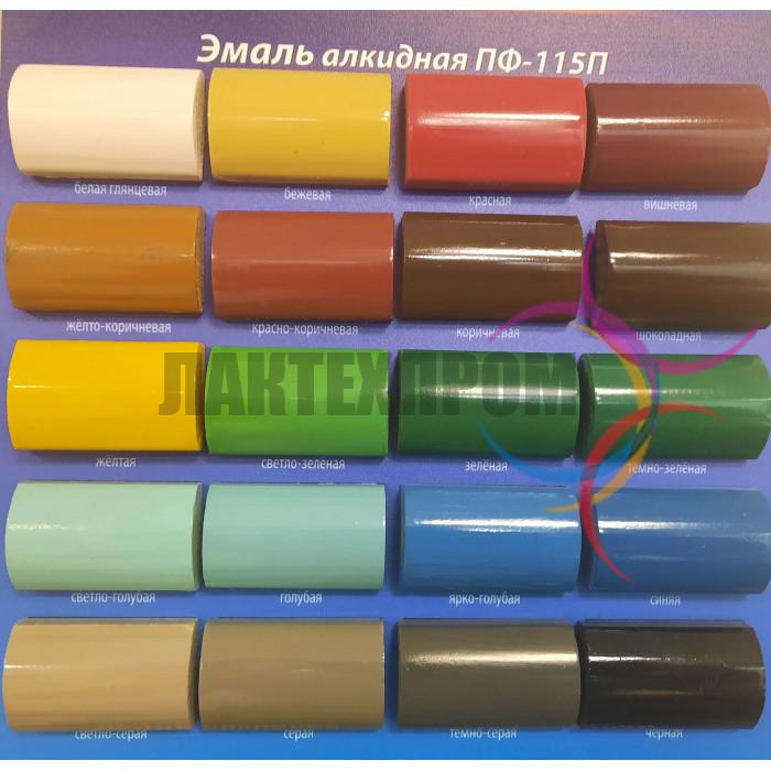 Эмаль ПФ-115 для металлических и деревянных поверхностей