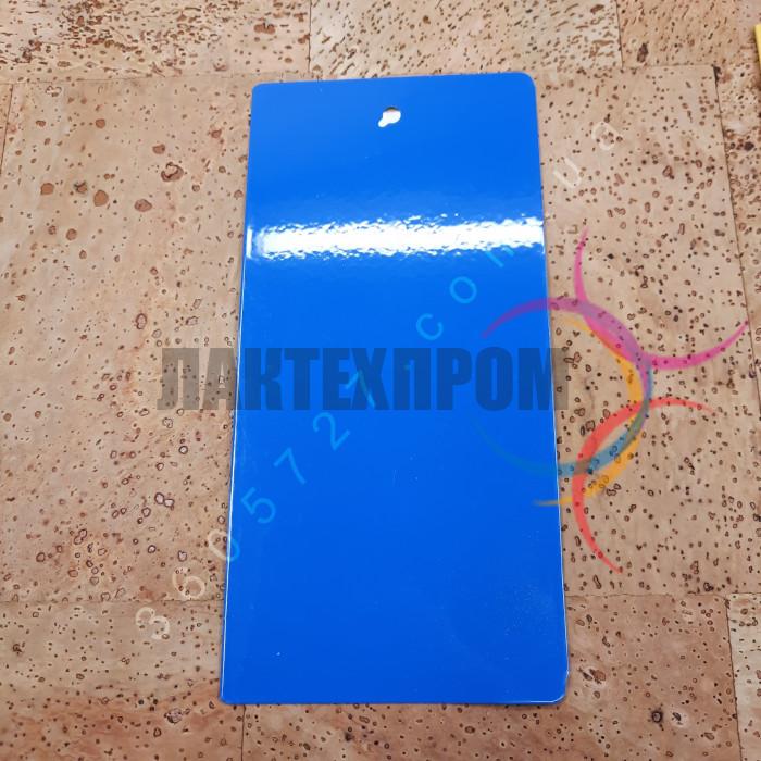 Порошковая краска полиэфирная Etika ral 5015 глянец