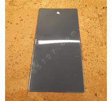 Краска порошковая темно серая полиэфирная Etika ral 7015 глянец