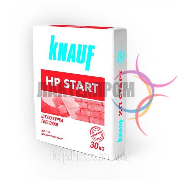 Штукатурка гипсовая стартовая HP Start (30кг)