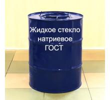 Жидкое стекло натриевое ГОСТ 13078-81