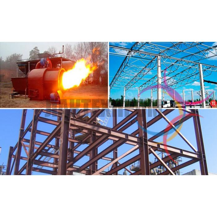 КО-811 эмаль +400°С для защитно-декоративной окраски стальных и титановых, алюминиевых поверхностей изделий и конструкций