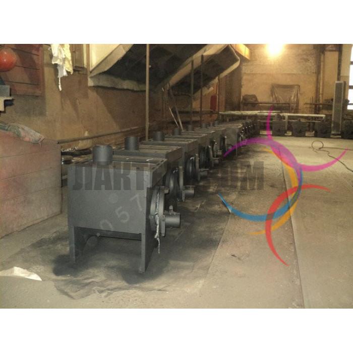 КО-828 Эмаль 400°С для окраски металлических изделий, работающих в условиях агрессивной среды